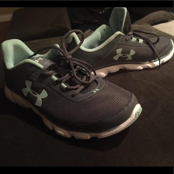 Under Armour Shoes | Ua Micro G Assert